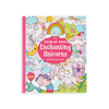 Ooly | enchanting unicorns coloring book