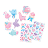 Ooly | Fluffy Cotton Candy Scented Stickers