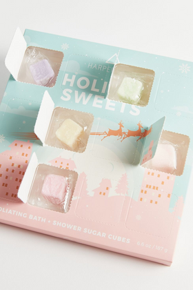Harper + Ari | Exfoliating Sugar Cubes Advent Calendar