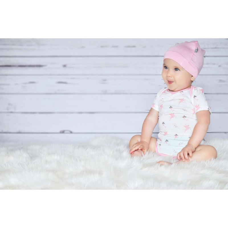Kyte Baby - Knotted Hat in Petal