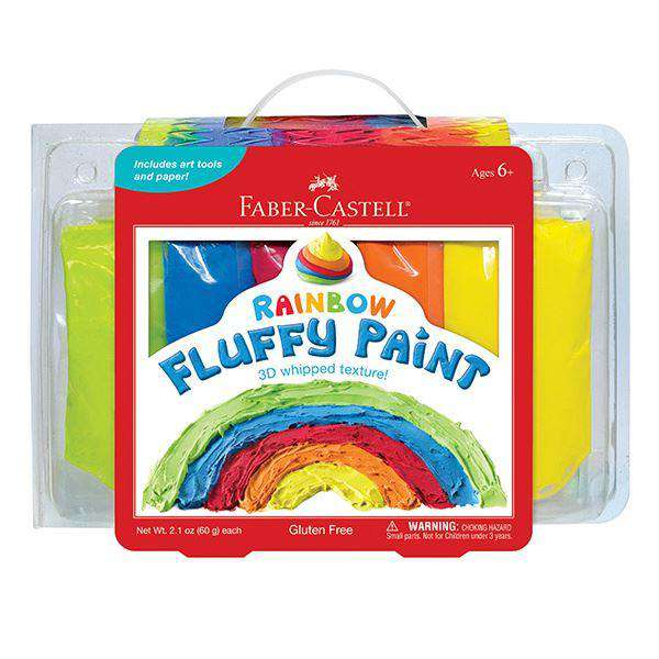 Faber - Castell | Rainbow Fluffy Paint