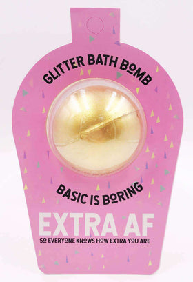 FUN CLUB | Bath Bomb ~ Glitter Extra AF
