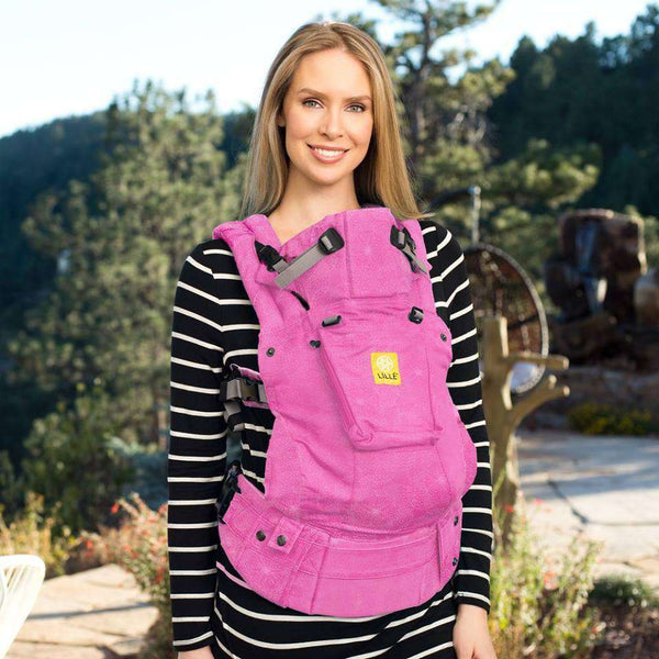 Lillebaby Carrier | Complete Woven - Candy Shop