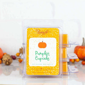 Leebrick - Pumpkin Cupcake Wax Melts