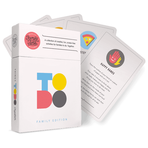 The To Do Game - To Do Game Family Edition - Screen Free Activities!