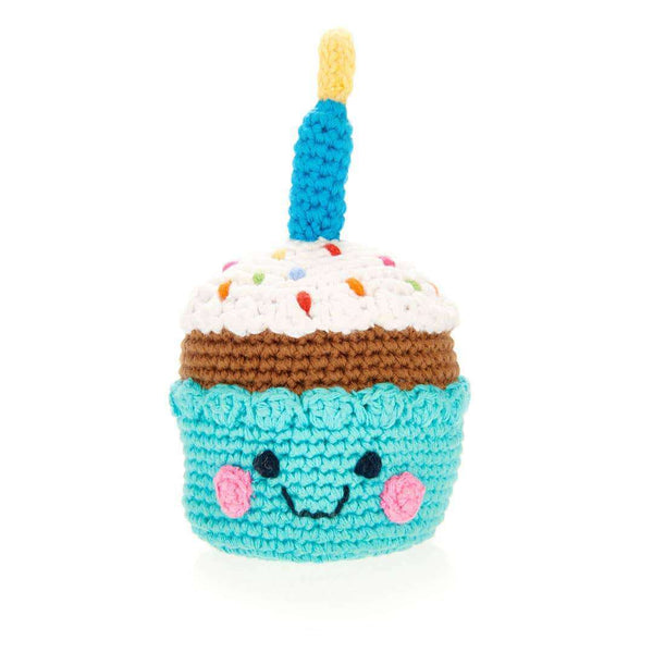 Pebble - Friendly Cupcake with Candle