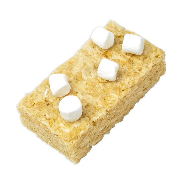 Treat House - VEGAN Vanilla Bean RICE KRISPIE TREATS