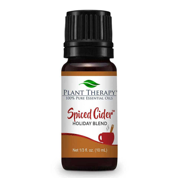 Plant Therapy -  Spiced Cider Essential Oil Blend