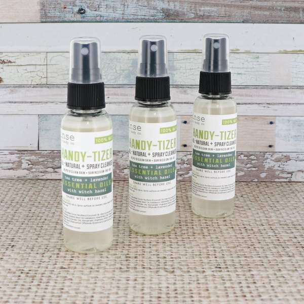 Rinse Bath Body Inc - HandyTizer - Tea Tree & Lavender