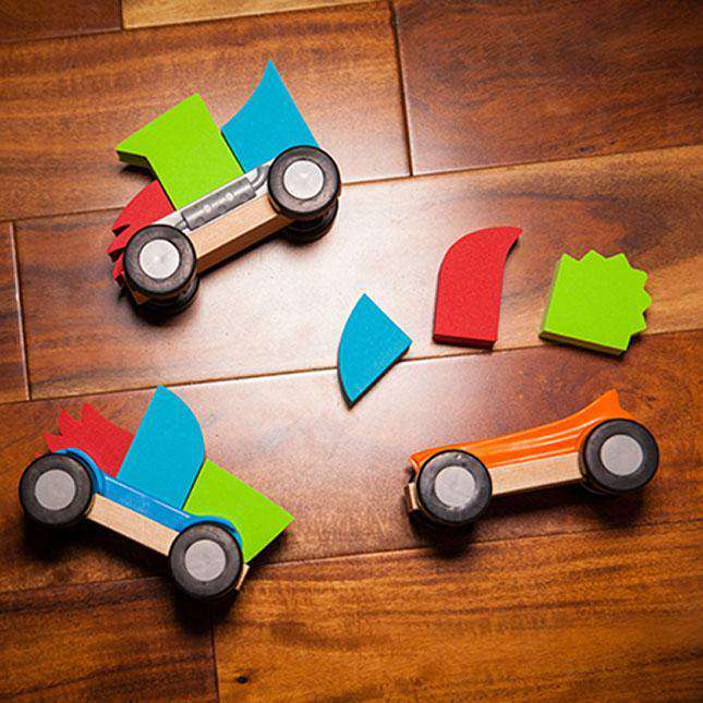 Fat Brain Toys | Mod Mobiles ( Aqua, Red, Green)