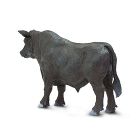 Safari LTD | Safari Farm ~ ANGUS BULL