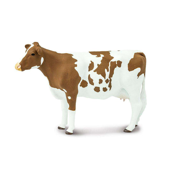 Safari LTD | Safari Farm ~ AYRSHIRE COW