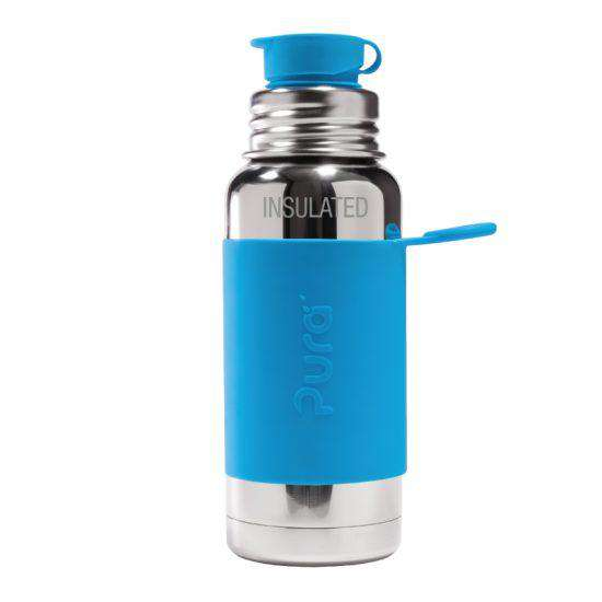 Pura Big Mouth 16 oz Vacuum Insulated Bottle
