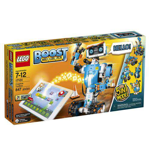 LEGO Boost | Creative Toolbox V39
