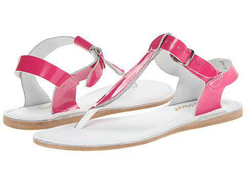 Salt Water T-Thong Sandal | Fuchsia (adult)