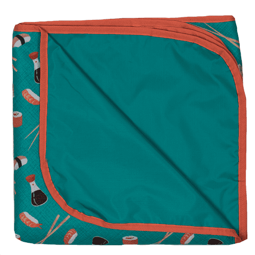 Smart Bottoms Beach Blanket | You're My Soy Mate