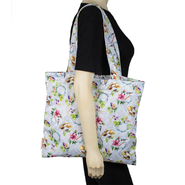 Smart Bottoms Tote Bag | Tea Party