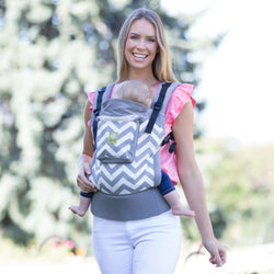 Lillebaby Baby Carriers | Essentials Original Chevron