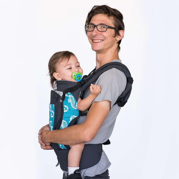 Lillebaby Baby Carriers | Essentials All Seasons Seahorse