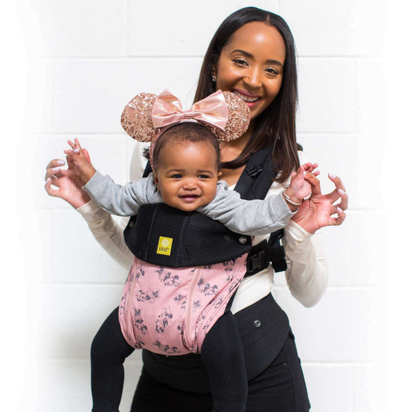 Lillebaby Carrier | Complete All Seasons Minnie Mouse Classic