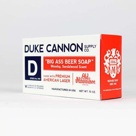 Duke Cannon - Big Ass Beer Soap