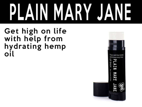 Sudsatorium - Plain Mary Jane Lip Balm