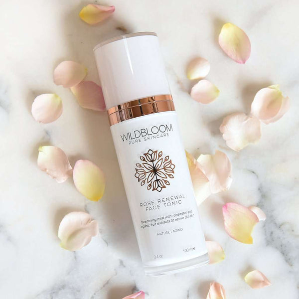 WildBloom Skincare - Rose Renewal Face Tonic