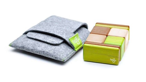 Tegu | Pocket Pouch | Jungle