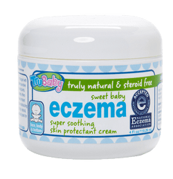 TruBaby | Sweet Baby Eczema Cream 4 oz
