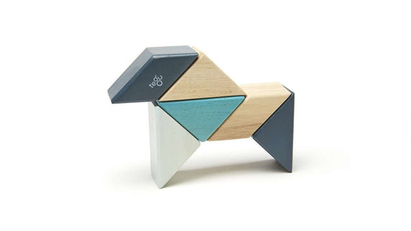 Tegu | Pocket Prism | Blues