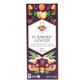 Vosges Chocolate ~ Turmeric Ginger Chocolate Bar