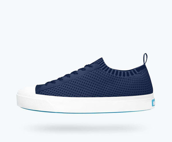 Native Shoes | Jefferson 2.0 Liteknit  Women  Regatta Blue / Shell White