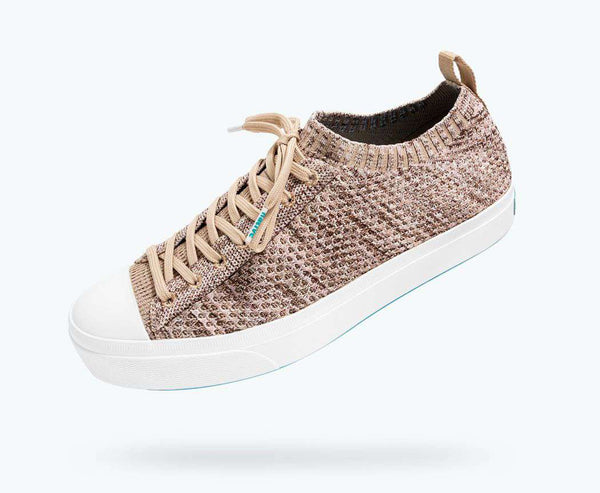 Native Shoes | Jefferson 2.0 Liteknit  Women Flax Melange / Shell White