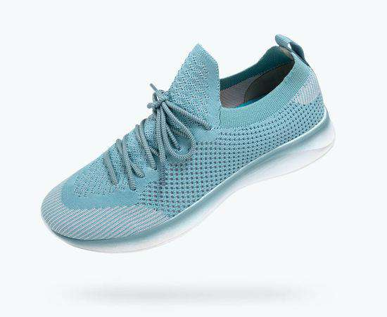 Native Shoes | Mercury 2.0 Liteknit ~   Fuji Blue / Shell White / Fuji Gradient
