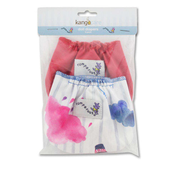 RumpaRooz Doll Diapers | 2 Pack (5452766913)
