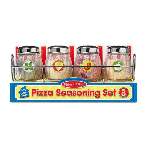 Melissa & Doug | Pizza Seasoning Set