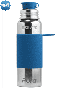 Pura Sport 22oz Vacuum Insulated Bottle