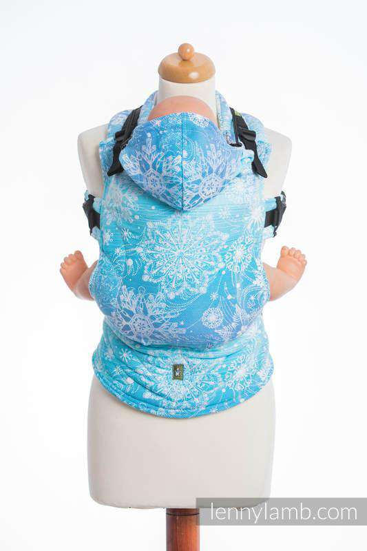 Lenny Lamb Ergonomic Carrier | Snow Queen