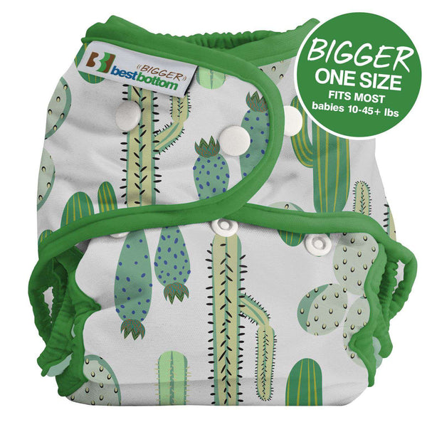 Best Bottom BIGGER Diapers | Snaps