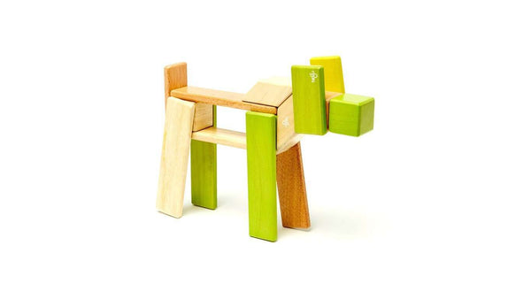 Tegu 24 Piece Set | Jungle