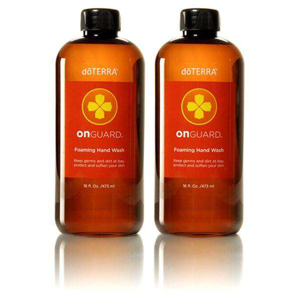 doTERRA On Guard Foaming Hand Wash —Twin Pack Refill
