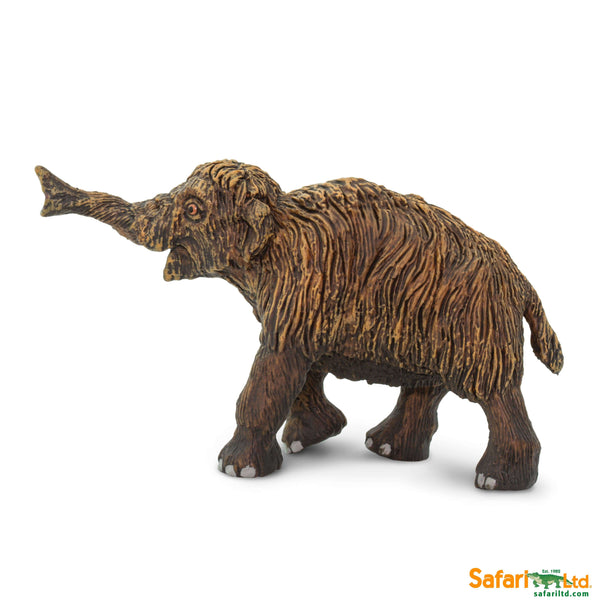 Safari LTD | Wild Safari Prehistoric World ~ WOOLLY MAMMOTH BABY