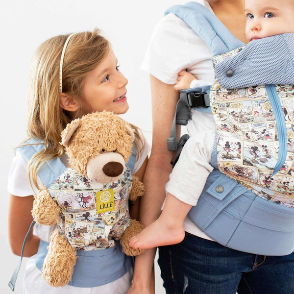 Lillebaby Doll Carrier | Sunday Funnies