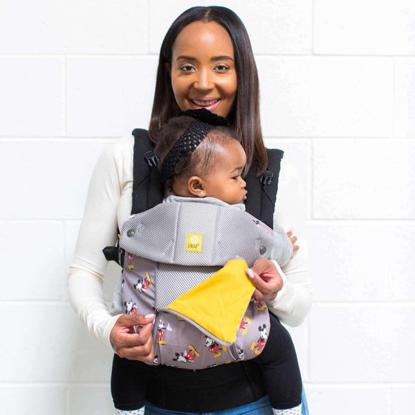 Lillebaby Carrier | Complete All Seasons Mickey Classic