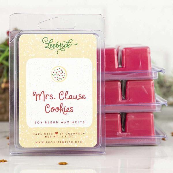Leebrick - Mrs. Clause Cookies Wax Melts