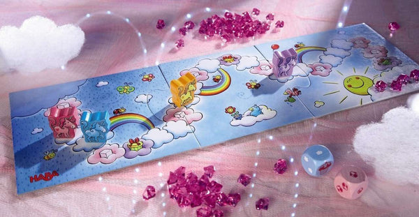 Haba Unicorn Glitterluck ~ Cloud Crystals