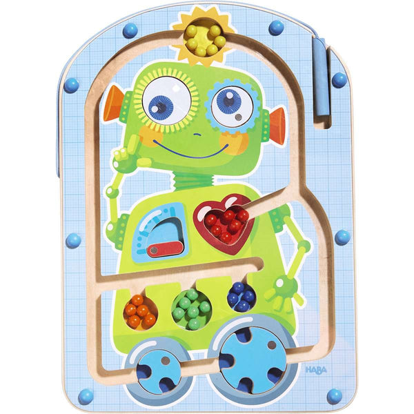 Haba Robot Ron Magnetic Game