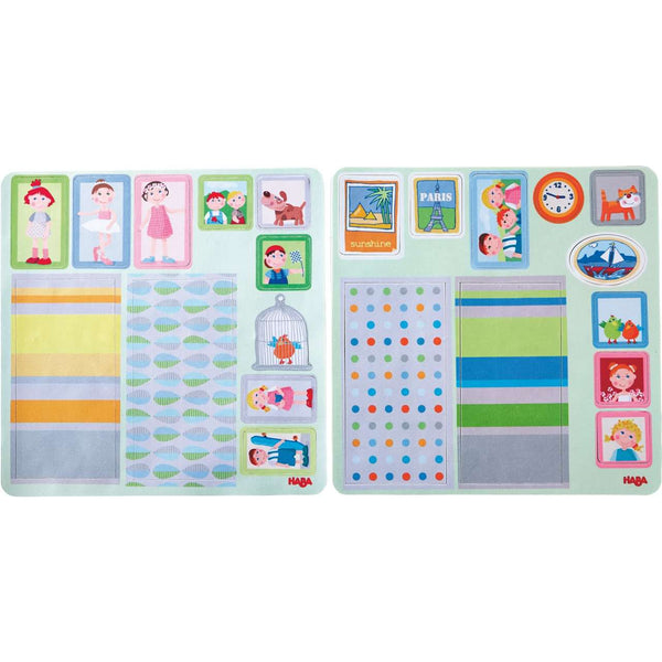 Haba Little Friends Dollhouse Decals