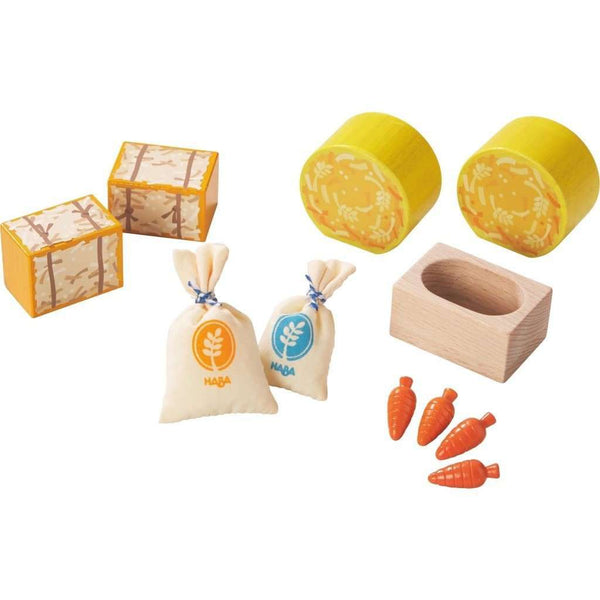 Haba Horse Feed Play Set