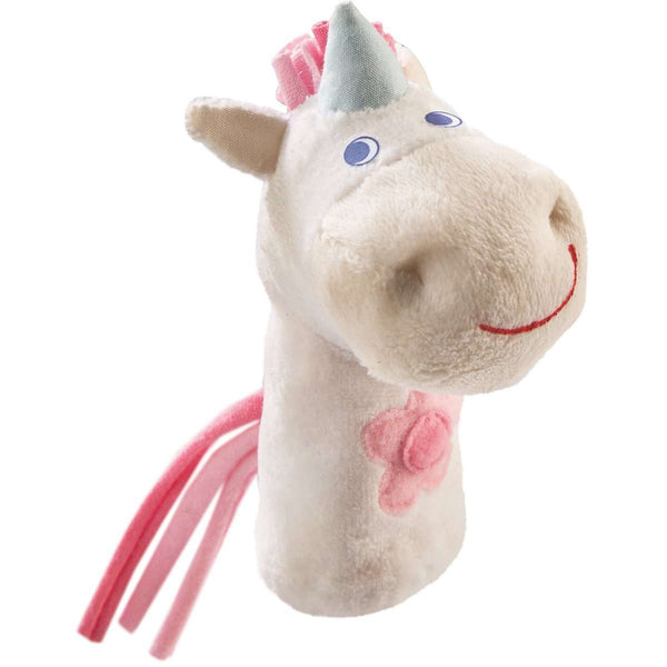 Haba Finger Puppet Unicorn